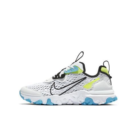 Chaussure Nike React Vision Ww Pour Enfant Plus Âgé - Blanc from ...