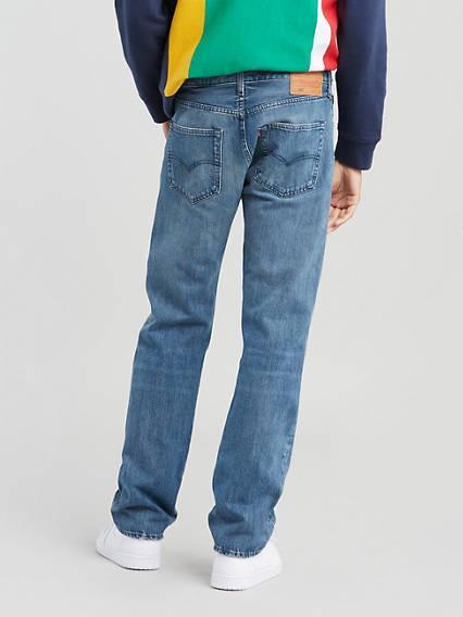 501® Levi's® Original Fit Jeans Azul / Tissue