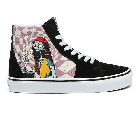 vans mujer disney zapatillas