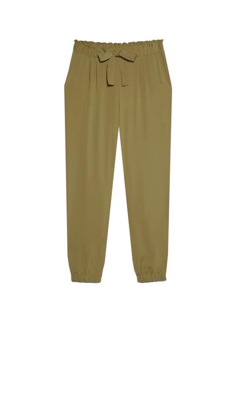 Pantalón Baggy Básico Cinturón