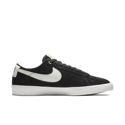 Scarpa Da Skateboard Nike Sb Blazer Low Gt - Nero