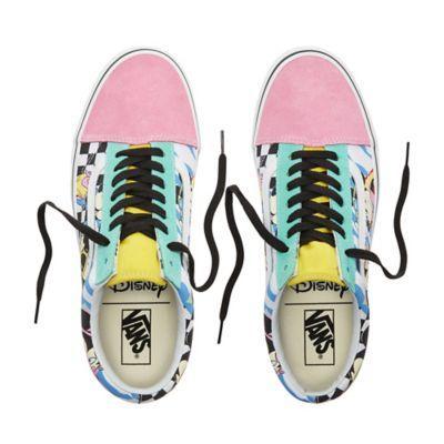 vans old skool chaussure de running femme