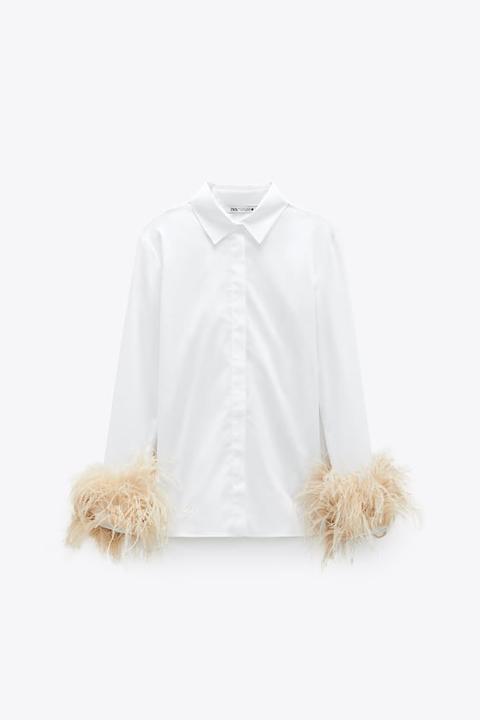 Camisa Popelín Pluma Limited Edition