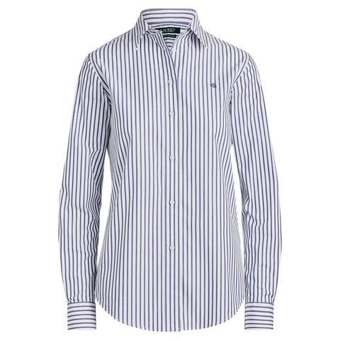 Camisa A Rayas Sin Planchado de Ralph Lauren en 21 Buttons