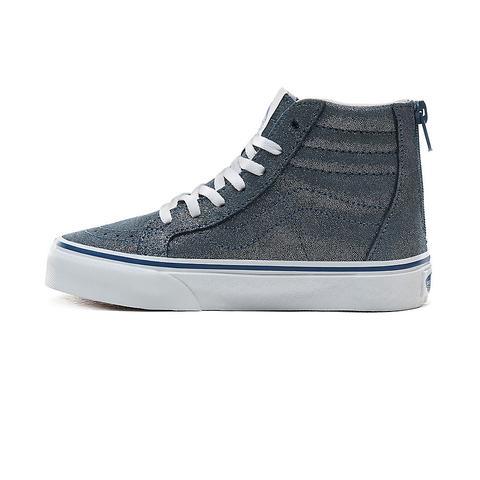 scarpe bambino vans blu