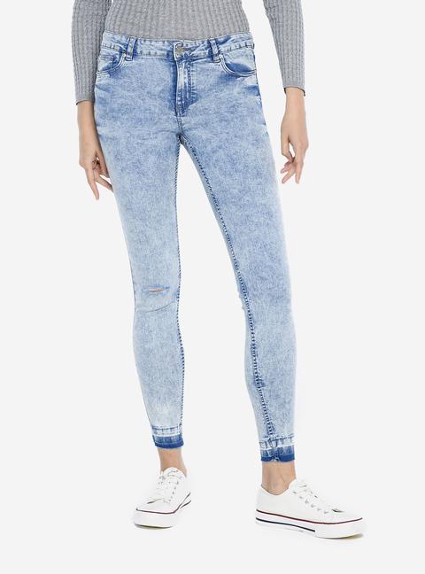 Jeans Skinny Vita Bassa from Alcott on 21 Buttons