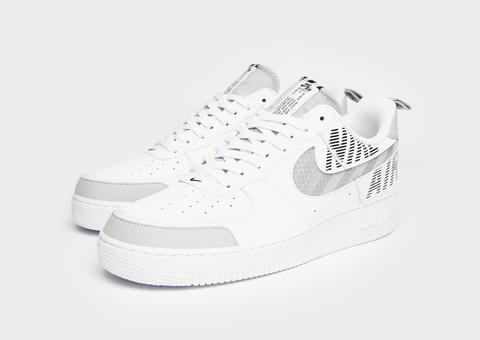Nike Air Force 1 Utility - White - Mens