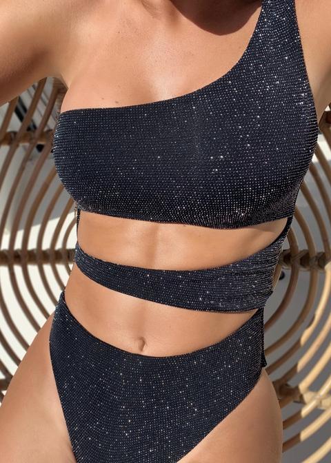 Bling Swimsuit (reversible)