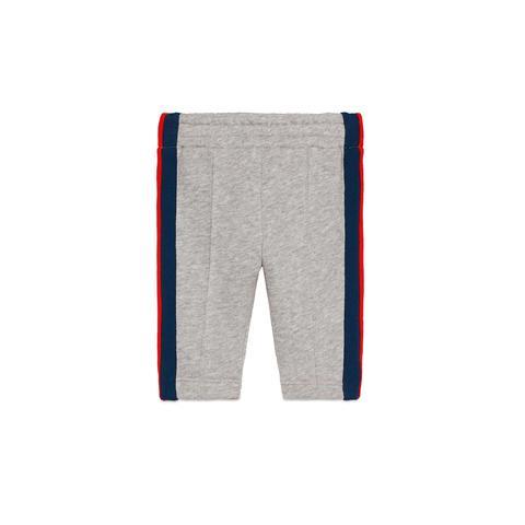 Pantalone Da Jogging In Cotone de Gucci en 21 Buttons