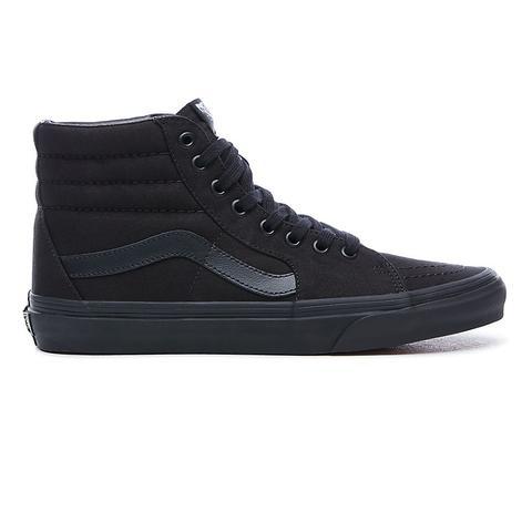 Vans Zapatillas Sk8-hi (black) Mujer Negro de Vans en 21 Buttons