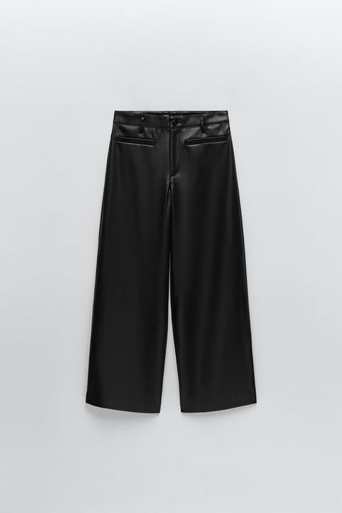 Pantalón Efecto Piel