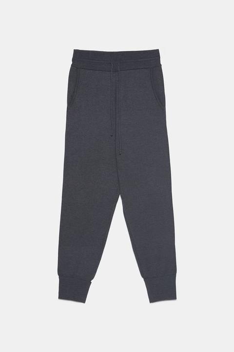 Pantalón Jogging Punto