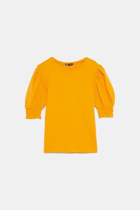 Camiseta Elástico