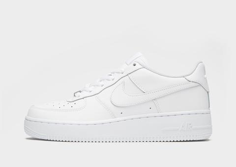 Nike Air Force 1 Low Júnior, Blanco