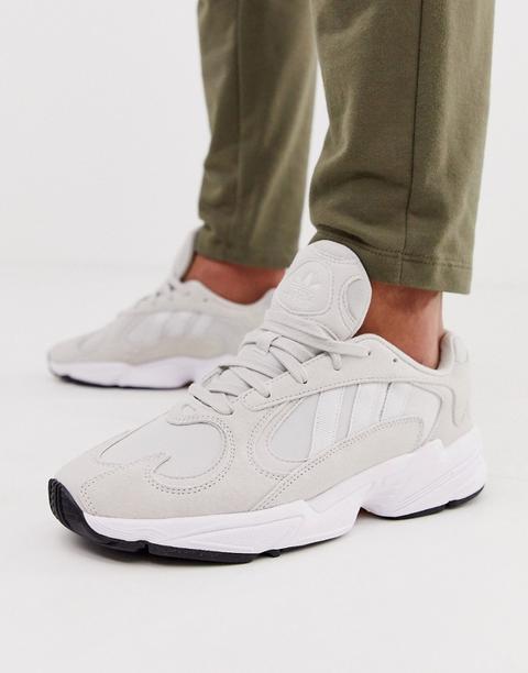 Zapatillas Yung 1 De Adidas Originals de ASOS en 21 Buttons