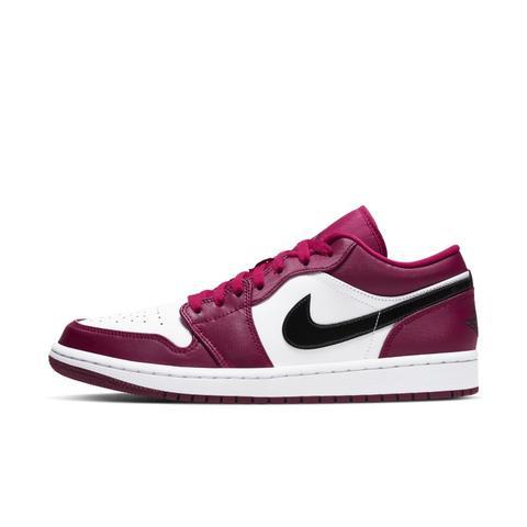 Air Jordan 1 Low Zapatillas - Rojo de Nike en 21 Buttons