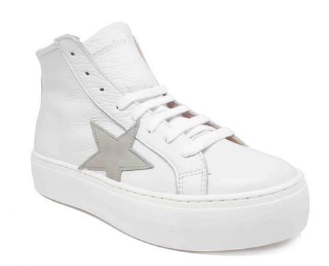 Sneaker 'as-star Bota' - 40, Blanco