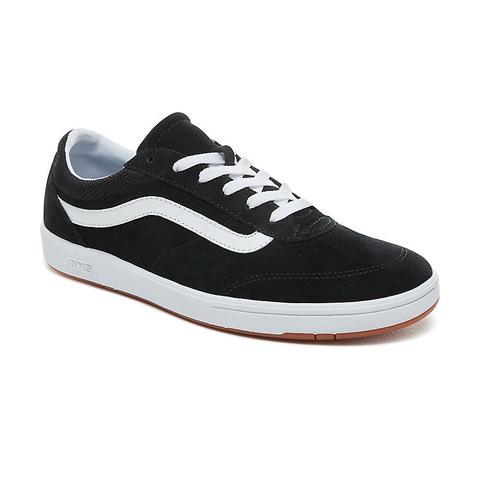 Vans Staple Comfycush Cruze Shoes ((staple) Blacktrue White) Women Black from Vans on 21 Buttons
