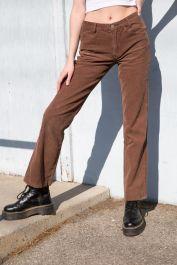 Jada Corduroy Pants S de Brandy Melville en 21 Buttons
