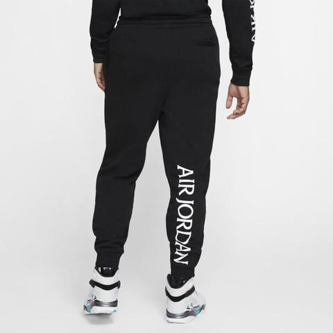 Pantalon En Tissu Fleece Jordan Jumpman Classics Noir From Nike On 21 Buttons