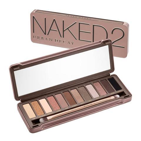 Naked 2 Paleta De Maquillaje