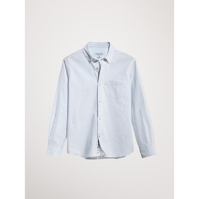 a basso prezzo f7d27 a0ae4 Camicia Stampa Brillante from Zara on 21 Buttons