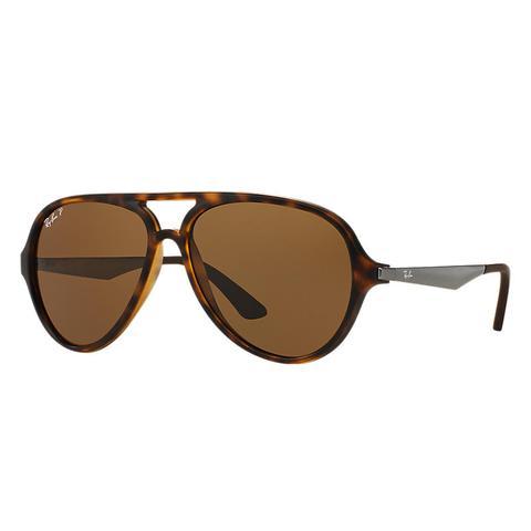 énorme réduction 1867e b2b54 Rb4235 Unisex Sunglasses Lentes: Marrón Polarizadas, Montura: Gunmetal from  Ray-Ban on 21 Buttons