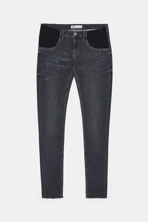 Jeans Zw Premium Skinny Mommy Arctic Grey