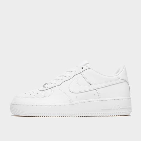 Nike Air Force 1 Low Junior - White - Kids