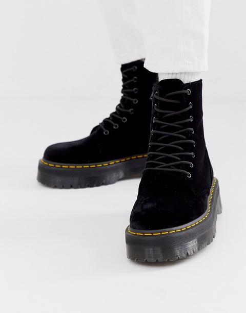 dm's jadon platform boots
