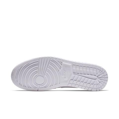 Scarpa Air Jordan 1 Low Uomo Bianco di Nike su 21 Buttons