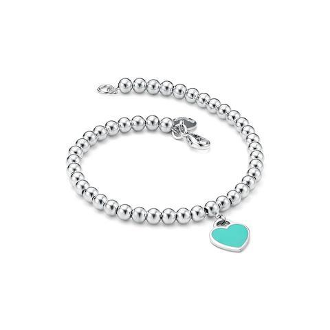 rivenditore all'ingrosso d86e0 b144e Bracciale Bead. Collezione Return To Tiffany™ from Tiffany & Co on 21  Buttons