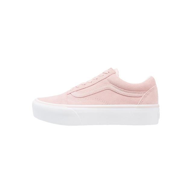 Vans Old Skool Platform Sneakers Basse Sepia Rosetrue White from Zalando on 21 Buttons