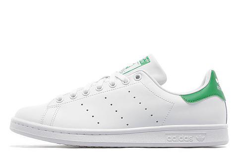 Catástrofe Beneficiario montículo  Adidas Originals Baskets Stan Smith Homme - Footwear White / Core White /  Green, Footwear White / Core White / Green from Jd Sports on 21 Buttons