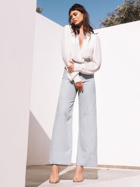 Light Grey Pants de KAOA en 21 Buttons