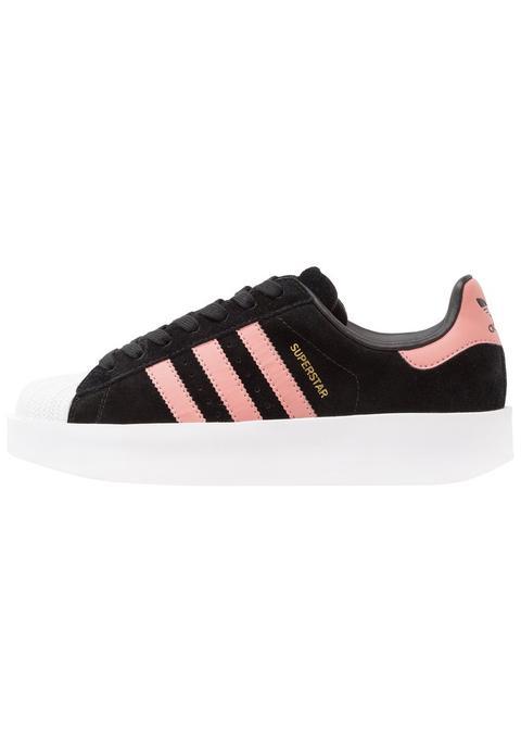 Adidas Originals Superstar Bold Zapatillas Core Black/ash Pink/footwear  White from Zalando on 21 Buttons