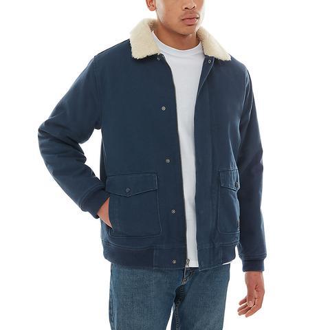 Vans Belden Jacket (dress Blues) Hombre Azul de Vans en 21 Buttons