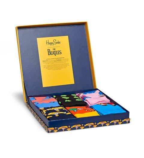 The Beatles Collector Box Set de Happy Socks en 21 Buttons