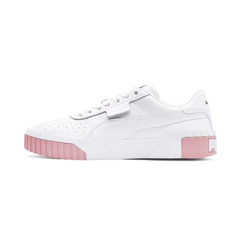 Zapatillas De Mujer Cali, Oro/rosado/blanco, Talla 35,5   Puma Mujeres