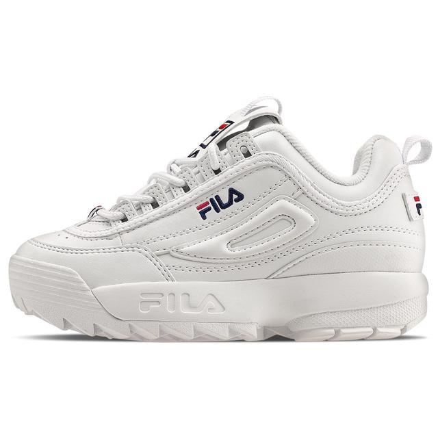 fila scarpe foot locker bianche