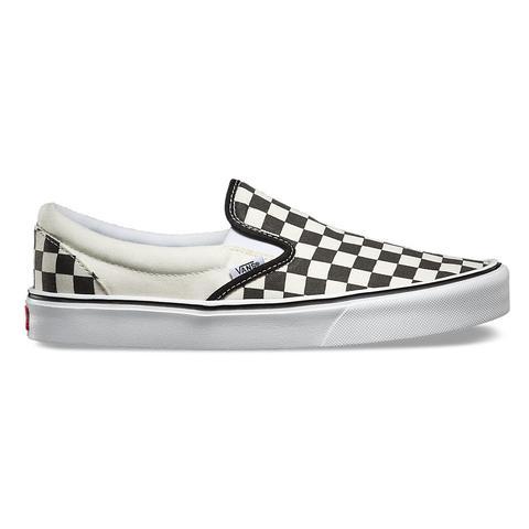 Checkerboard Slip-on Lite