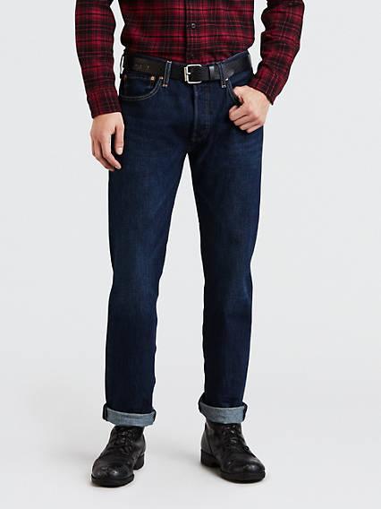 501® Levi's® Original Fit Jeans Azul / Sponge de Levi's en 21 Buttons
