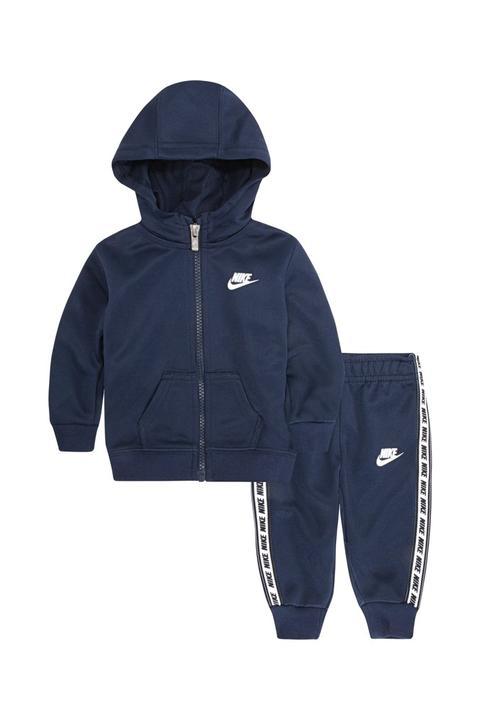 Boys Nike Little Kids Navy Repeat