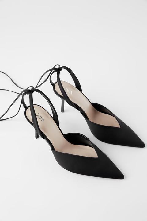 Zapato Tacón Escote