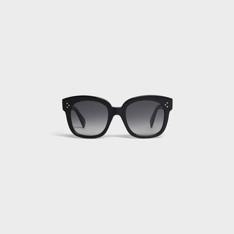 Oversized Sunglasses In Acetate
