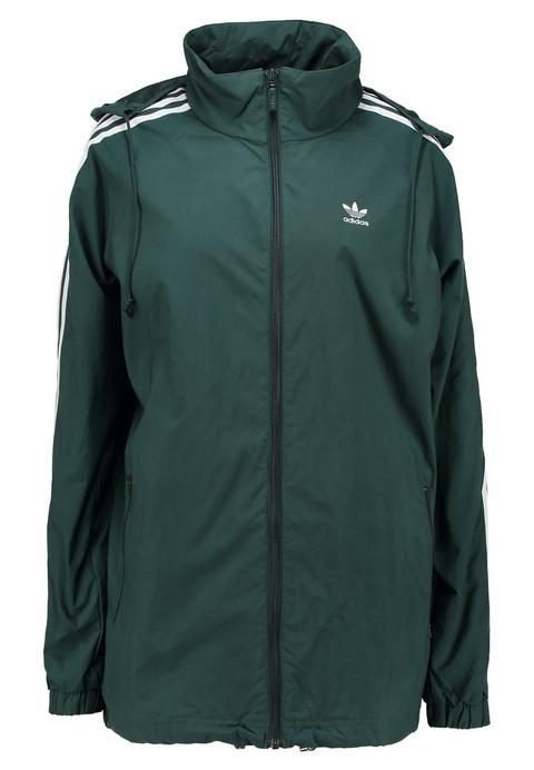 Adidas Originals Adicolor Stadium Jacket Chaqueta Fina Mineral Green from  Zalando on 21 Buttons