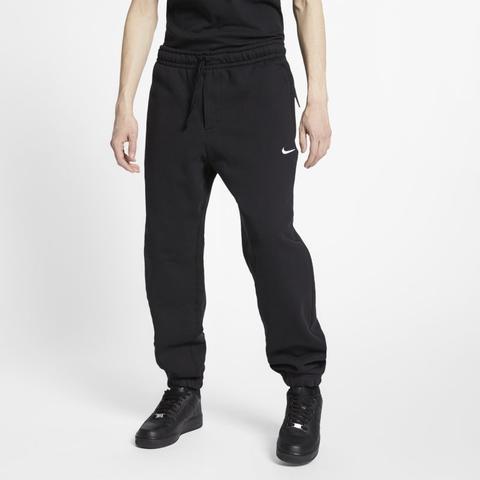 Nikelab Collection Pantalón De Tejido Fleece - Hombre - Negro de Nike en 21 Buttons