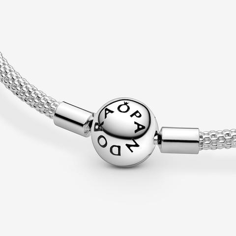 Pandora Moments Mesh-armband from PANDORA on 21 Buttons