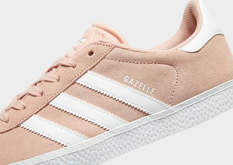 Adidas Originals Gazelle Ii Junior - Pink - Kids from Jd Sports on ...
