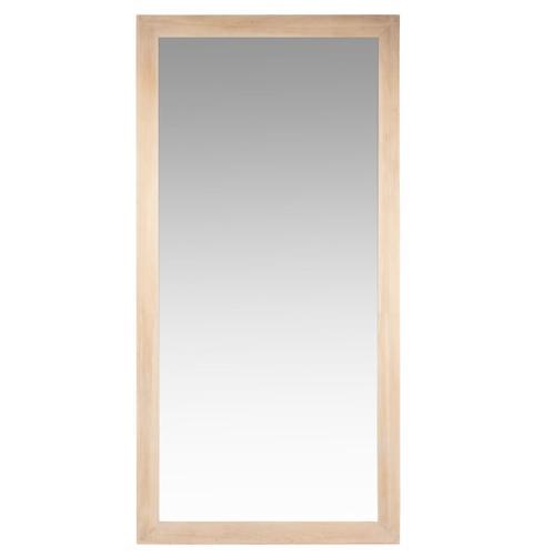 Miroir En Paulownia 90x180
